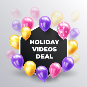 Top Rated Holiday Videos Deal