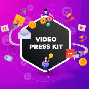 Video Press Kit produced by Top Rated Studio