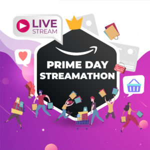 Prime Day Streamathon Amazon Live Top Rated